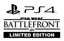 PS4 Star Wars Battlefront Limited Edition destaque