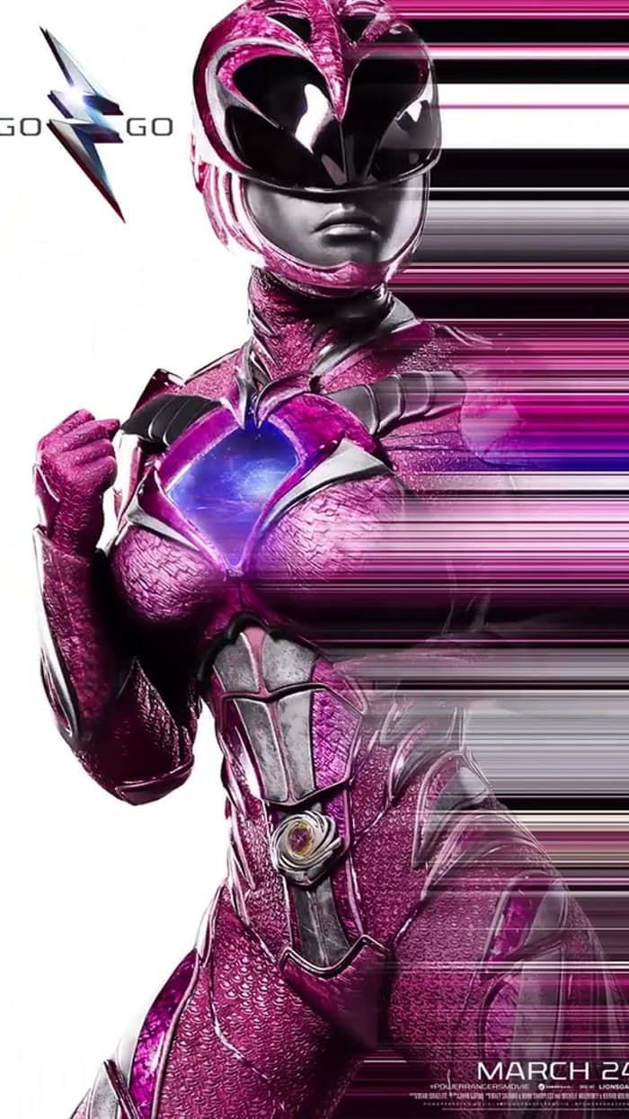 pink-ranger