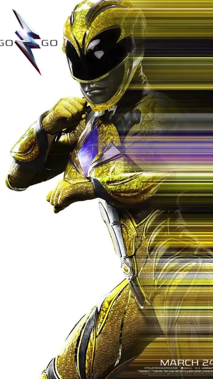 yellow-ranger