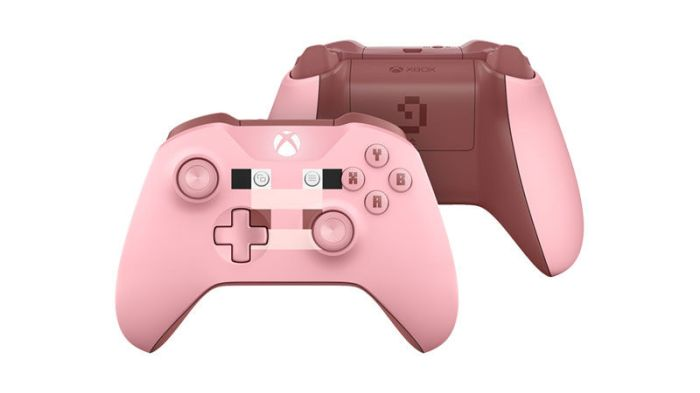 xbox-one-s-minecraft-controle-pig