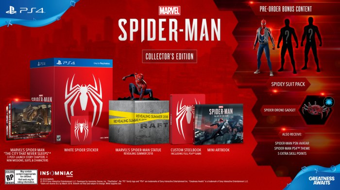 marvels-spider-man-collectors-edition